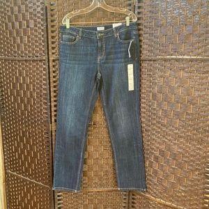 LIZ CLAIBORNE classic fit jeans NWT